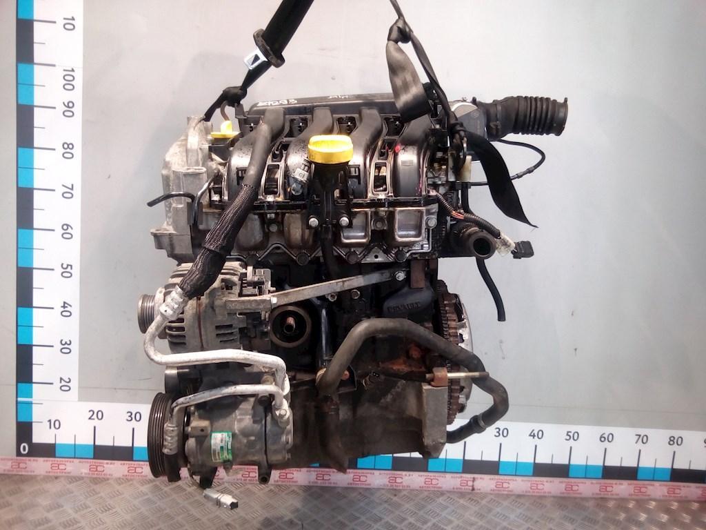 Двигатель (ДВС) Renault Modus  K4M 794