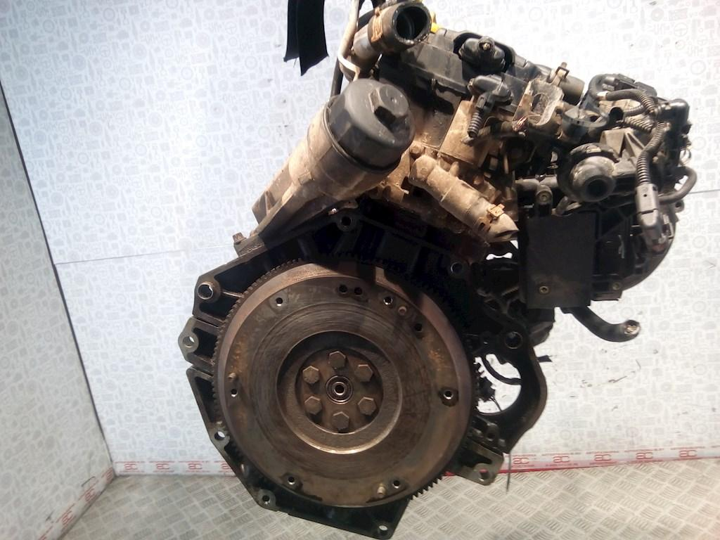 Двигатель (ДВС) Opel Agila  Z10XEP