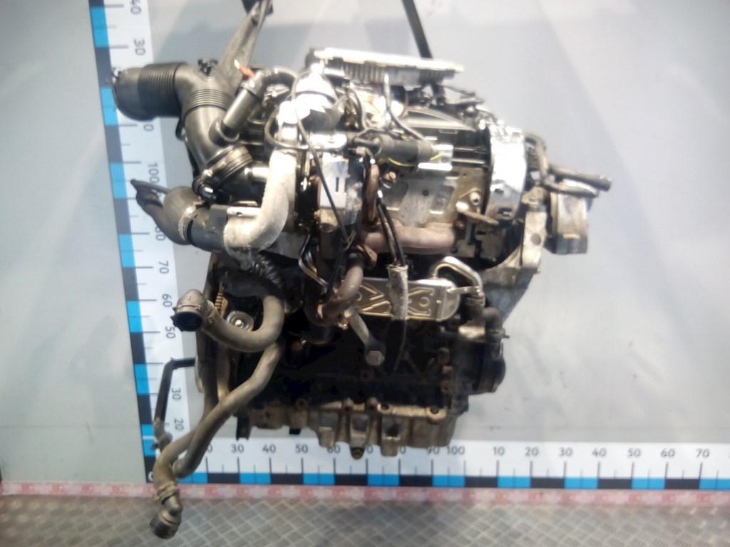 Двигатель (ДВС) Skoda Octavia 1Z  CAY
