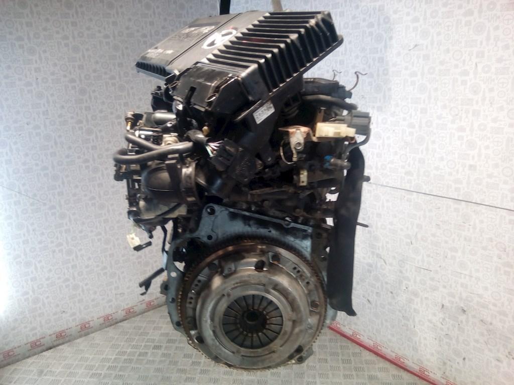 Двигатель (ДВС) Mazda 3 BK  B6ZE