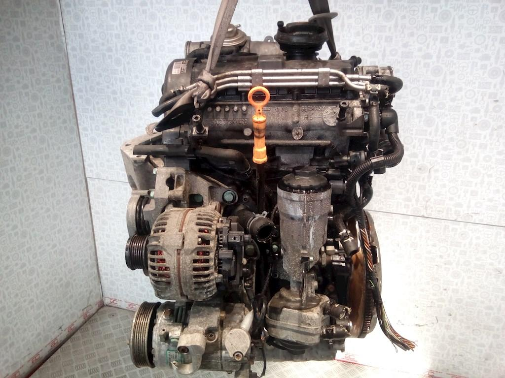 Двигатель (ДВС) Volkswagen Polo 4  BAY