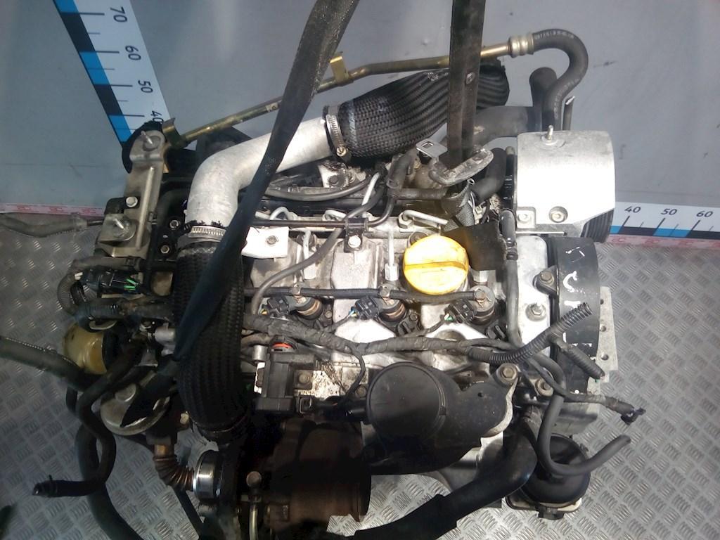Двигатель (ДВС) Opel Antara (L07)  Z20DMH