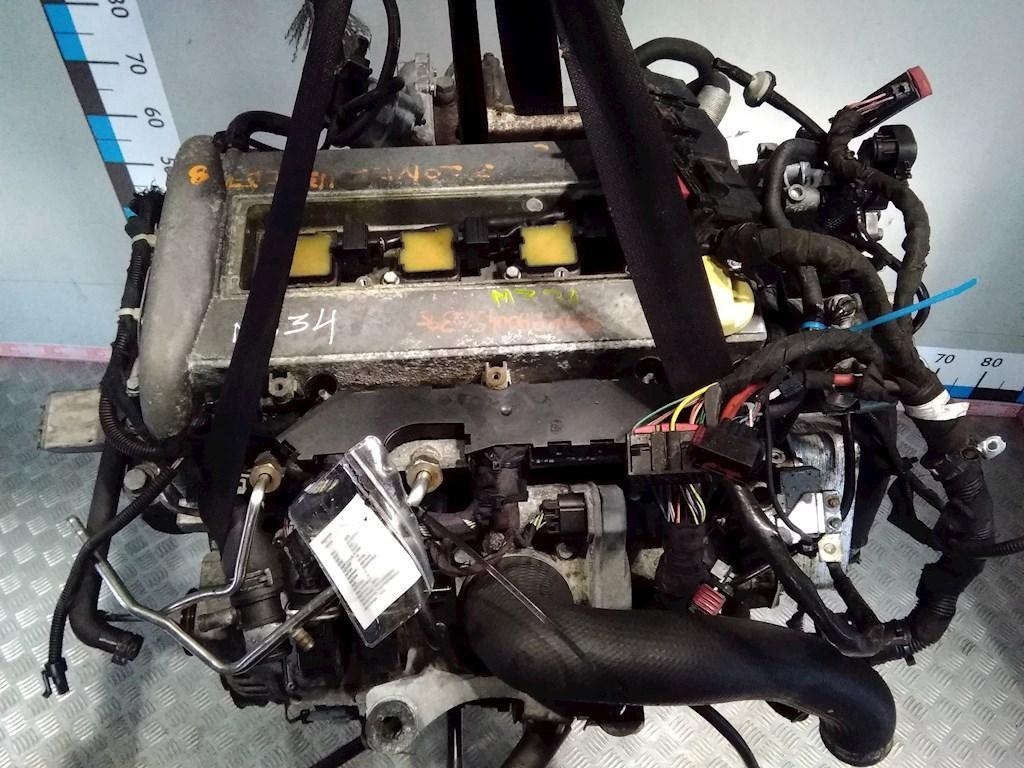 Двигатель (ДВС) Saab 9 3 (2)  B207L