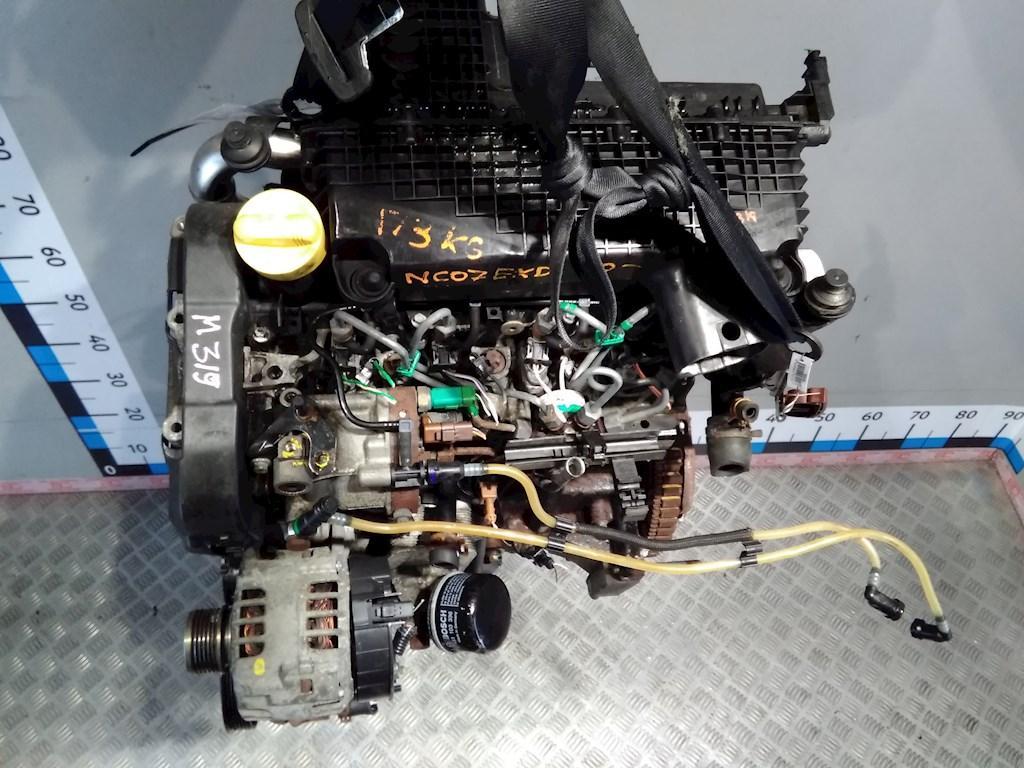 Двигатель (ДВС) Renault Kangoo  K9K 718