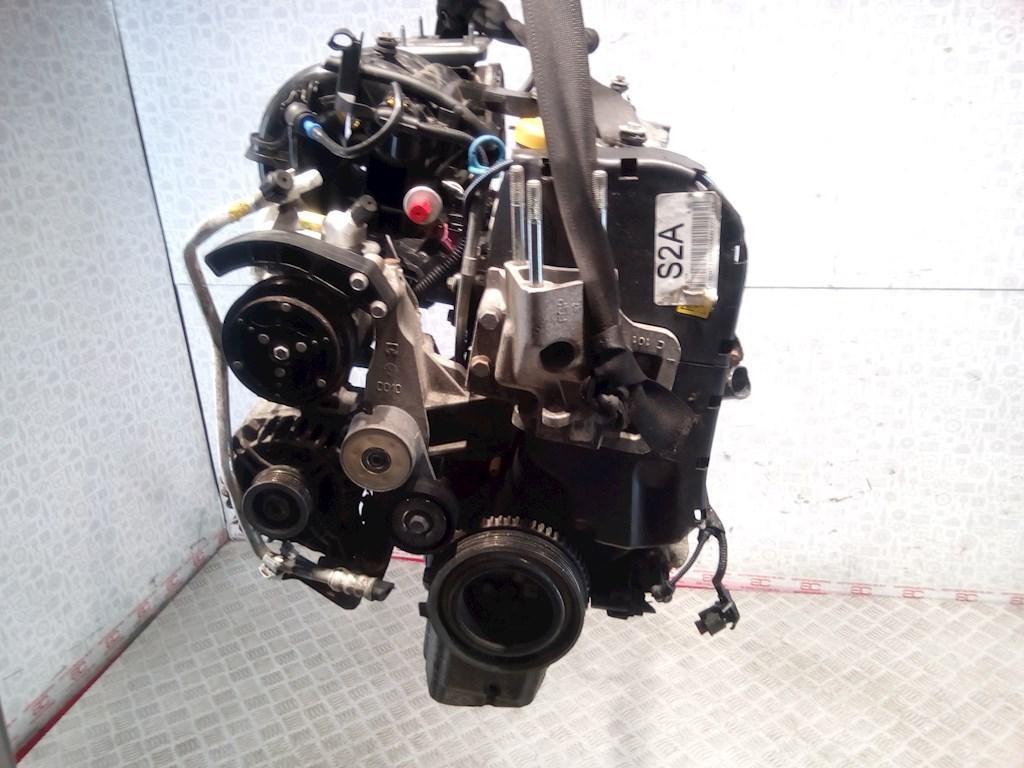Двигатель (ДВС) Fiat Bravo 2  192 B2.000