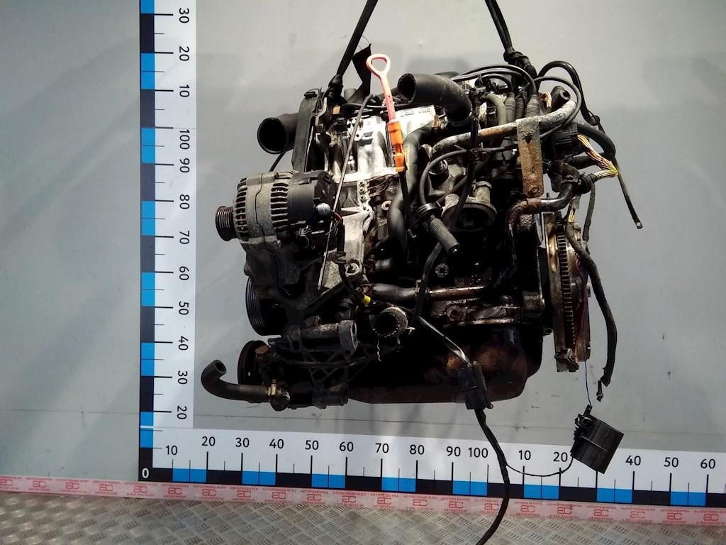 Двигатель (ДВС) Volkswagen Golf 3  AAM не читается