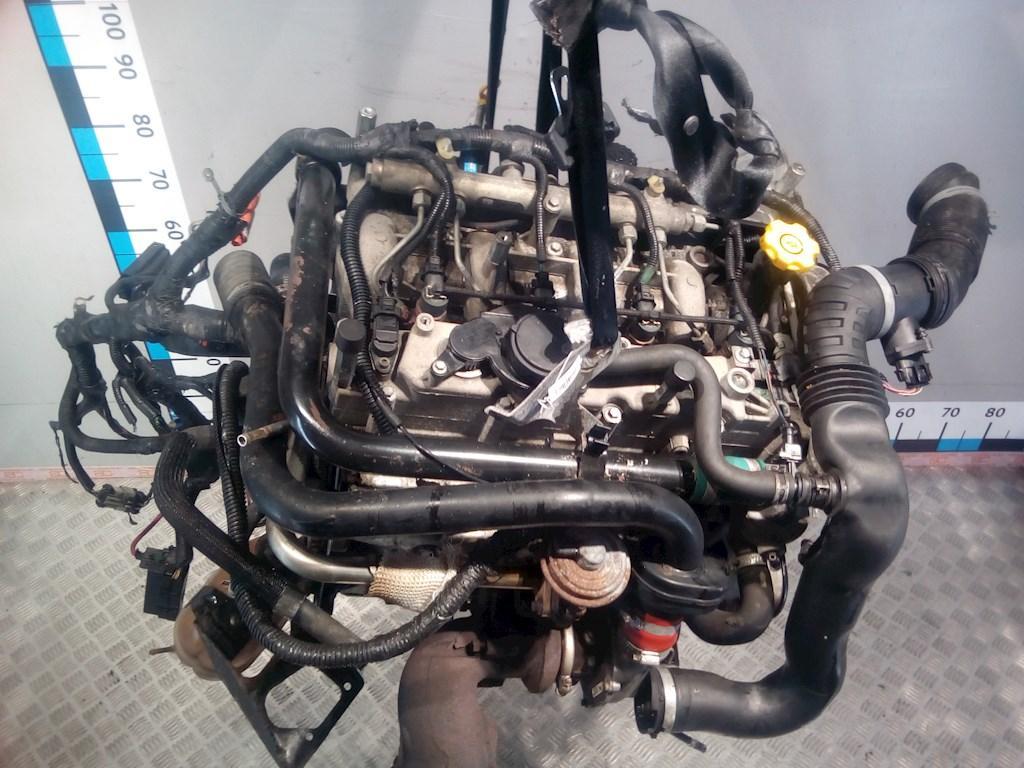Двигатель (ДВС) Chrysler Grand Voyager 4  Не читается