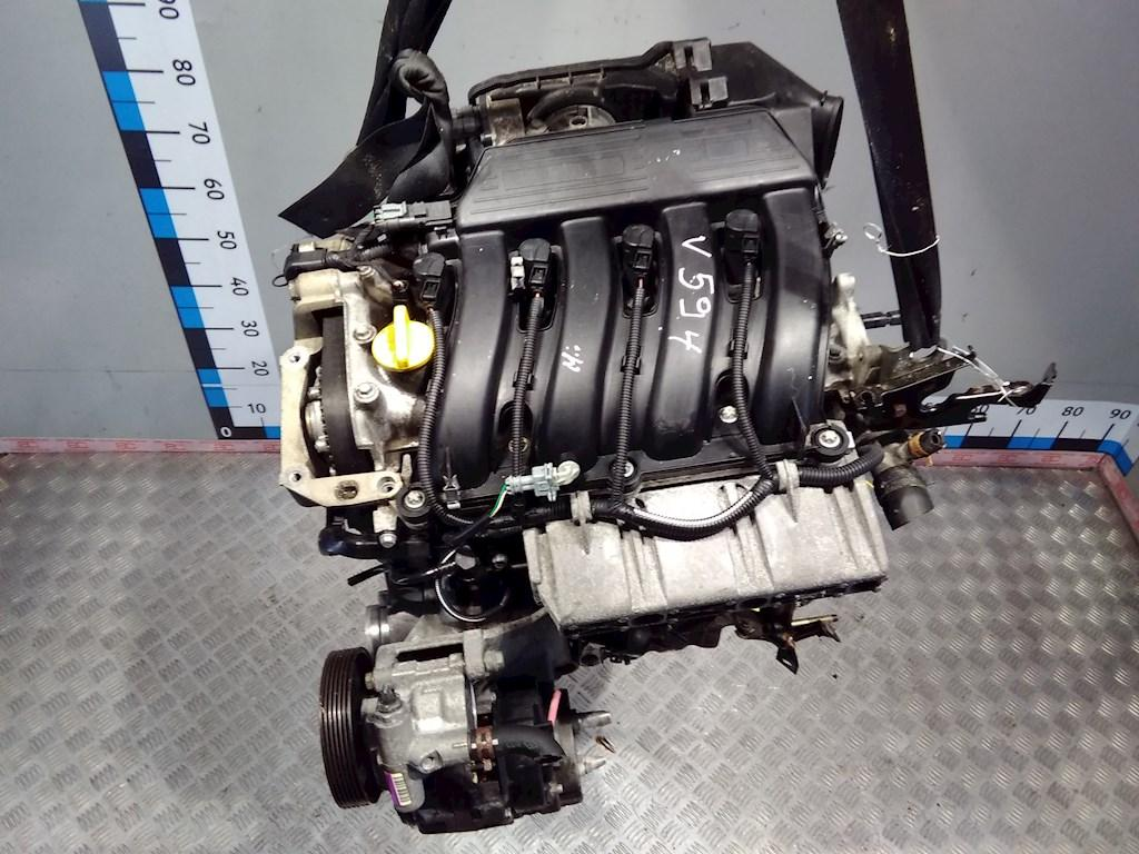 Двигатель (ДВС) Renault Laguna 2  F4P 770