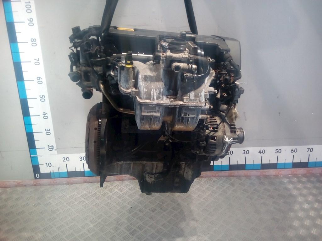 Двигатель (ДВС) Opel Zafira B  Z16XEP не читается