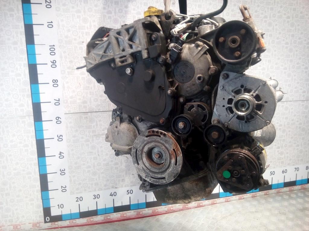 Двигатель (ДВС) Renault Espace 4  G9T 742 /743