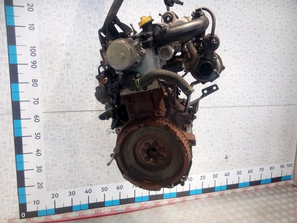 Двигатель (ДВС) Renault Kangoo  K9K 704 не читается