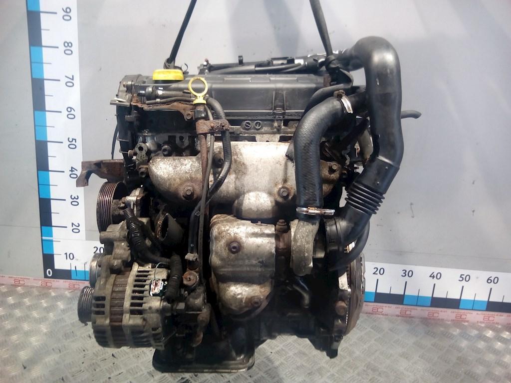 Двигатель (ДВС) Opel Combo C  не читается