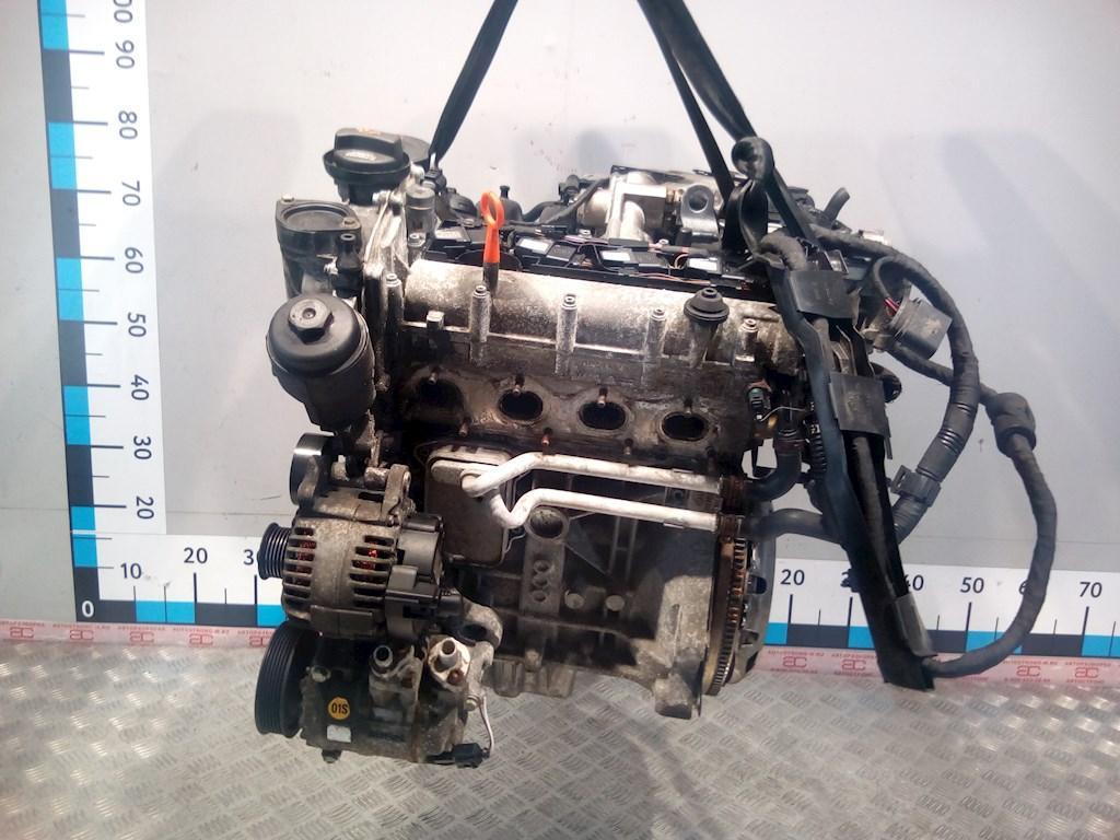 Двигатель (ДВС) Volkswagen Golf Plus  BLF