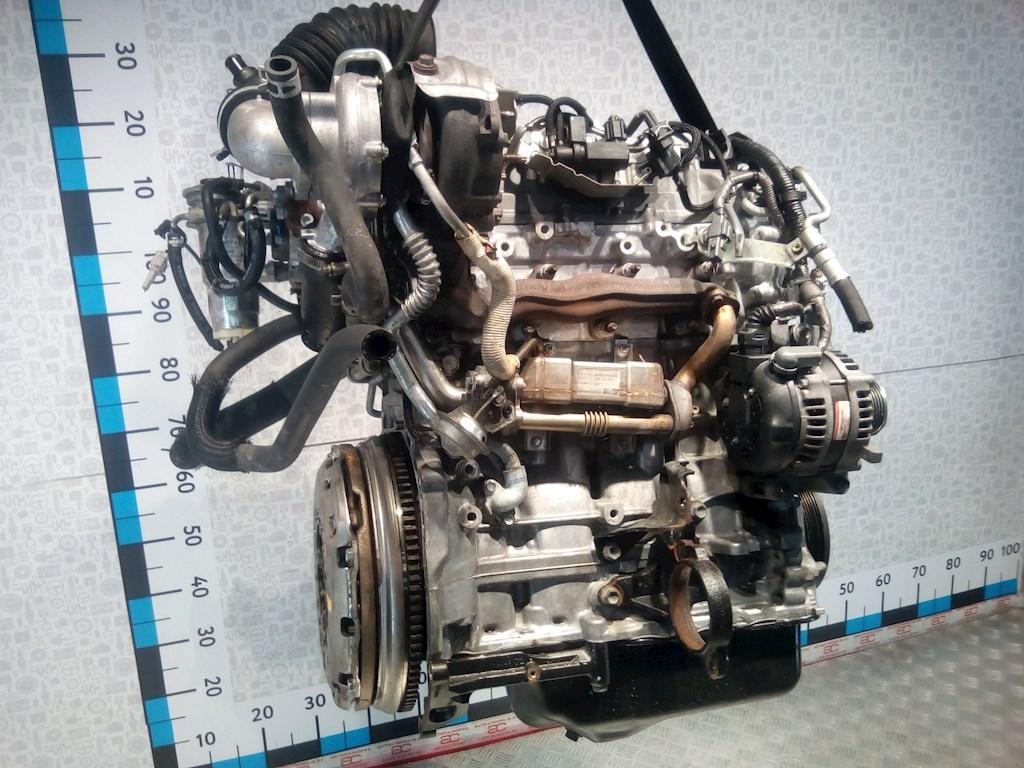 Двигатель (ДВС) Toyota Avensis 2  2AD-FHV