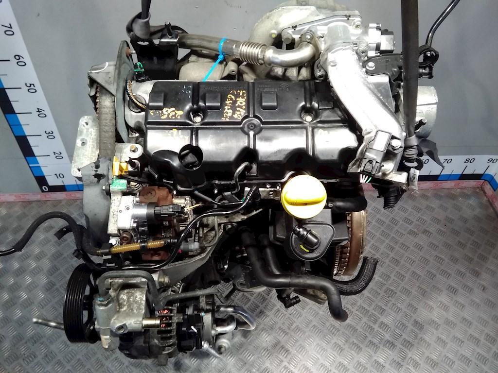 Двигатель (ДВС) Renault Laguna 2  F9Q 758