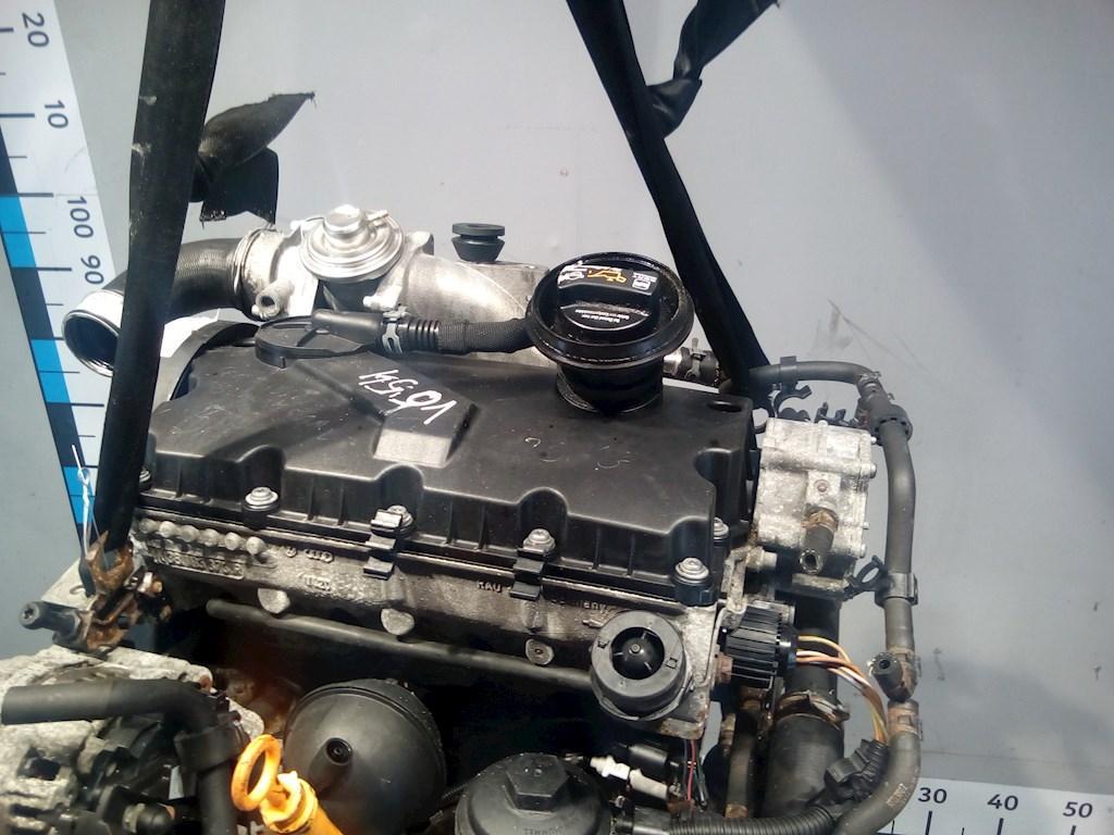 Двигатель (ДВС) Seat Ibiza 3  BLT