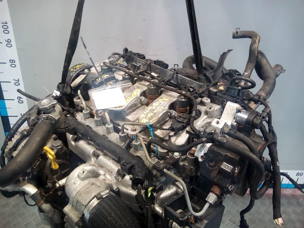 Двигатель (ДВС) Kia Carens 2  DAEA-F не читается