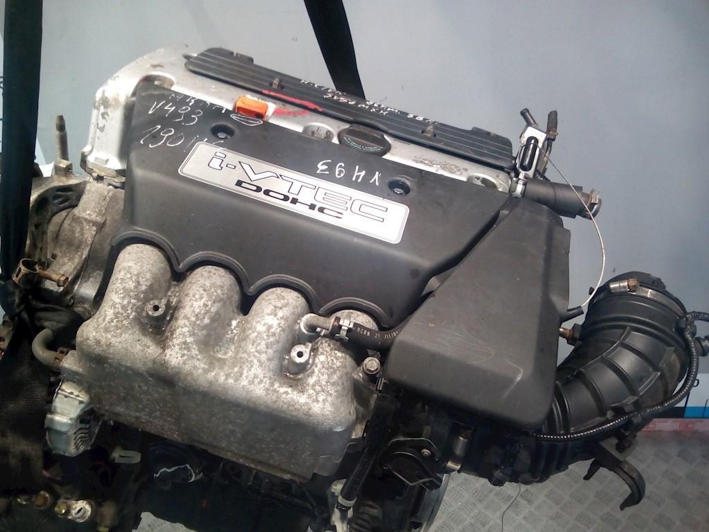 Двигатель (ДВС) Honda Civic 7  K20A3