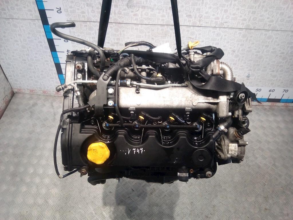 Двигатель (ДВС) Fiat Bravo 2  192A8.000