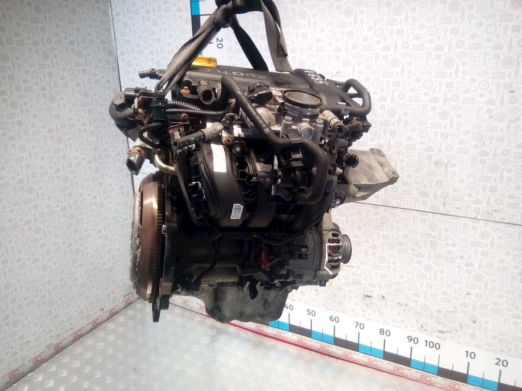 Двигатель (ДВС) Opel Corsa C  Z10XEP не читается