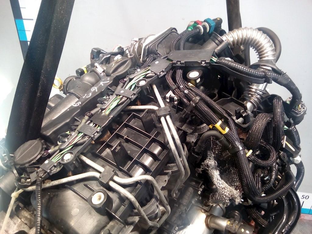 Двигатель (ДВС) Mazda 3 BK  Y601