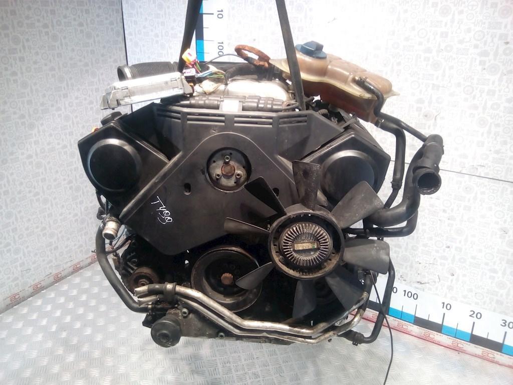 Двигатель (ДВС) Audi A4 B5  ABC