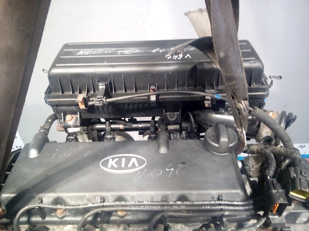 Двигатель (ДВС) Kia Rio 1  A3E не читается