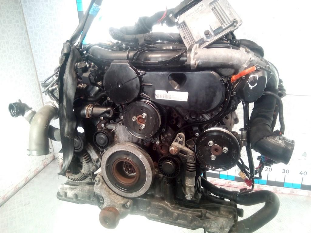Двигатель (ДВС) Audi A6 C6  ASB