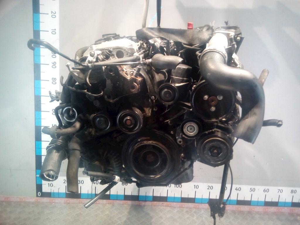 Двигатель (ДВС) Mercedes W209 (CLK Class)  646.962