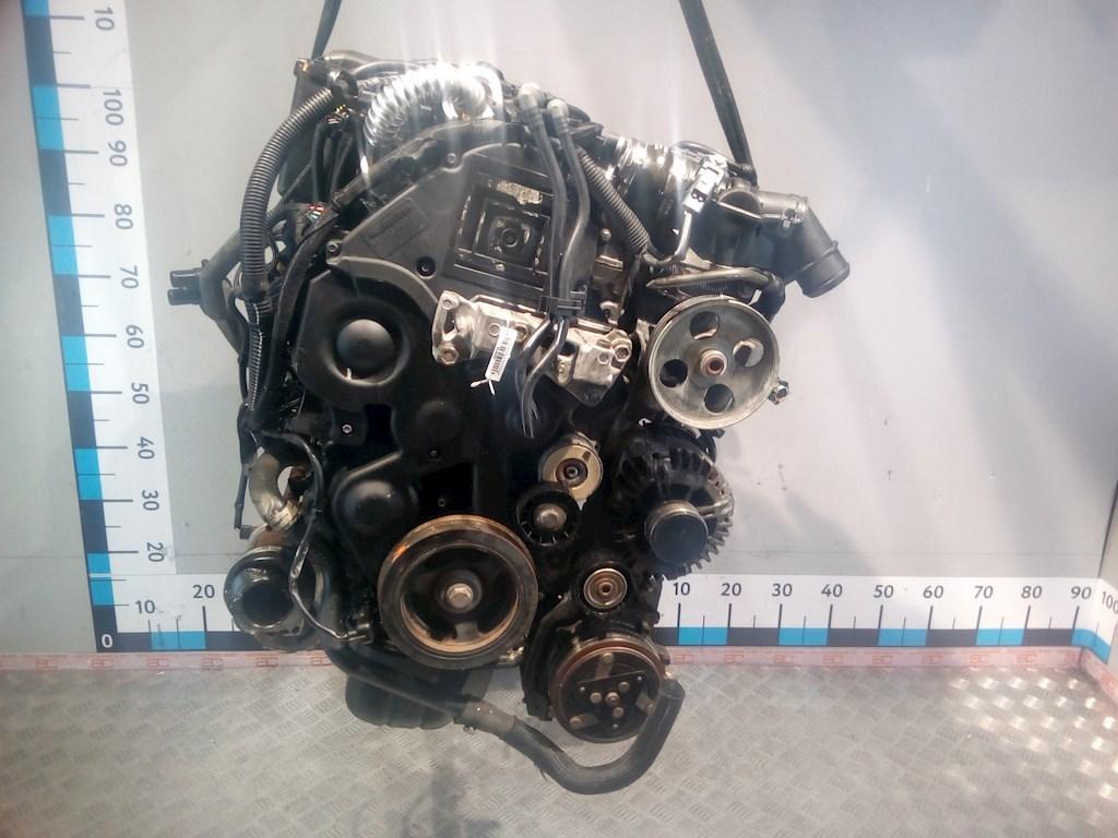 Двигатель (ДВС) Citroen Berlingo  9H02