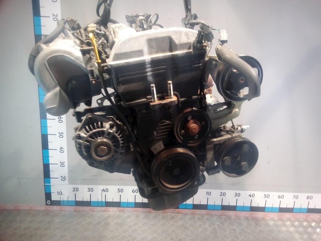 Двигатель (ДВС) Mazda Premacy  FP