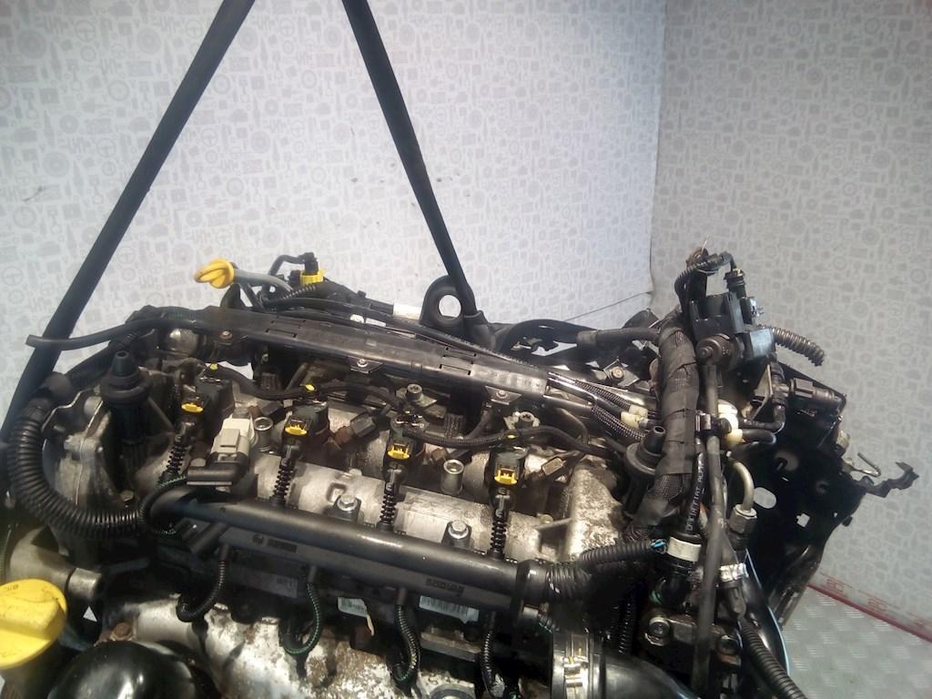 Двигатель (ДВС) Ford Ka  FD4 (169A1000)