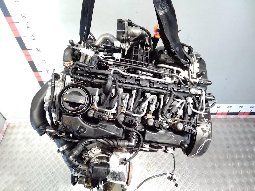Двигатель (ДВС) Seat Toledo 4  CAYC
