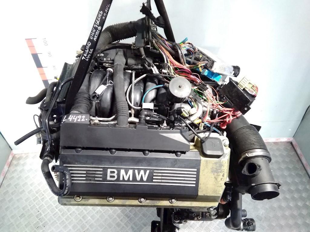Двигатель (ДВС) BMW 7 Series (E38)  M62B35(358S2)