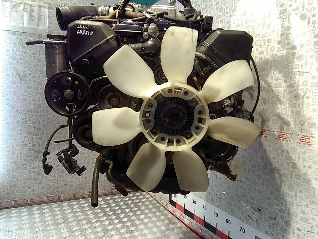 Двигатель (ДВС) Lexus LS (XF20)  1UZ-F87 R