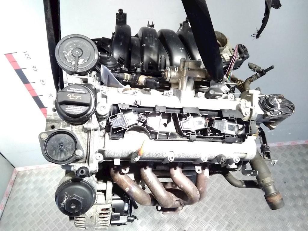 Двигатель (ДВС) Volkswagen Golf 5  BLP