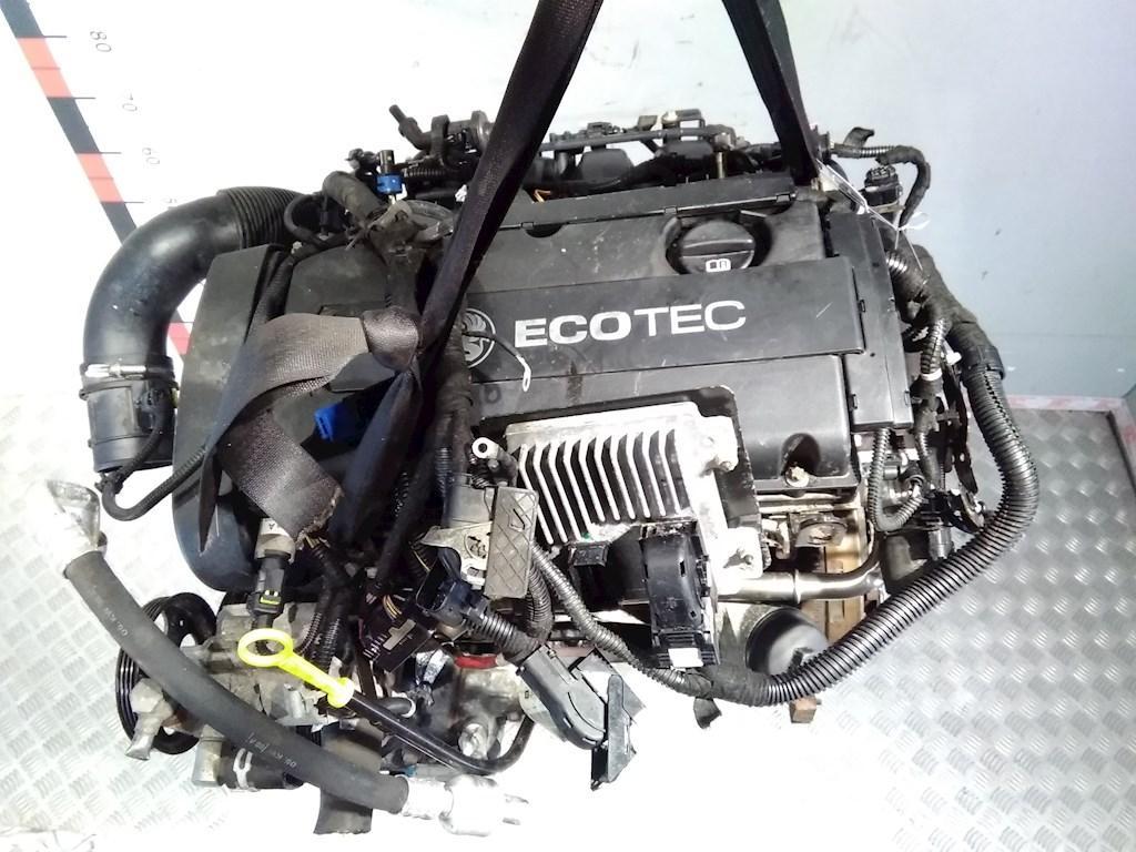 Двигатель (ДВС) Opel Insignia  A18XER
