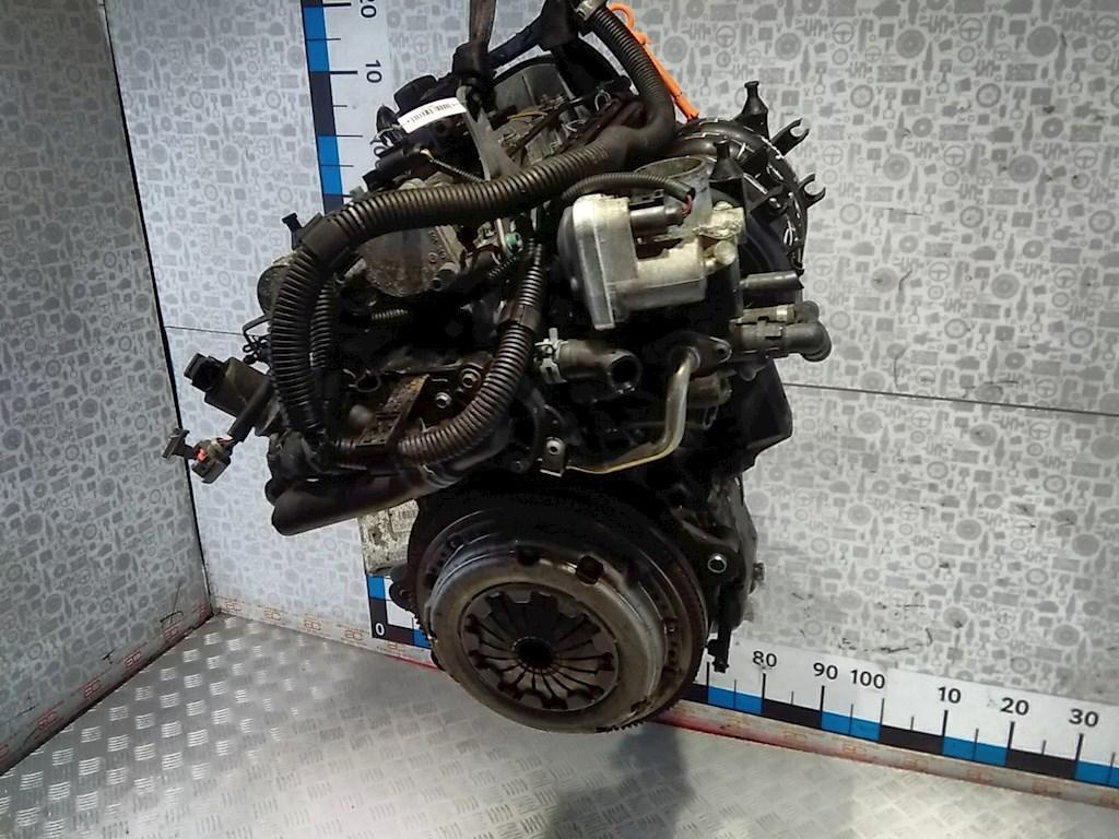 Двигатель (ДВС) Seat Ibiza 3  BBY