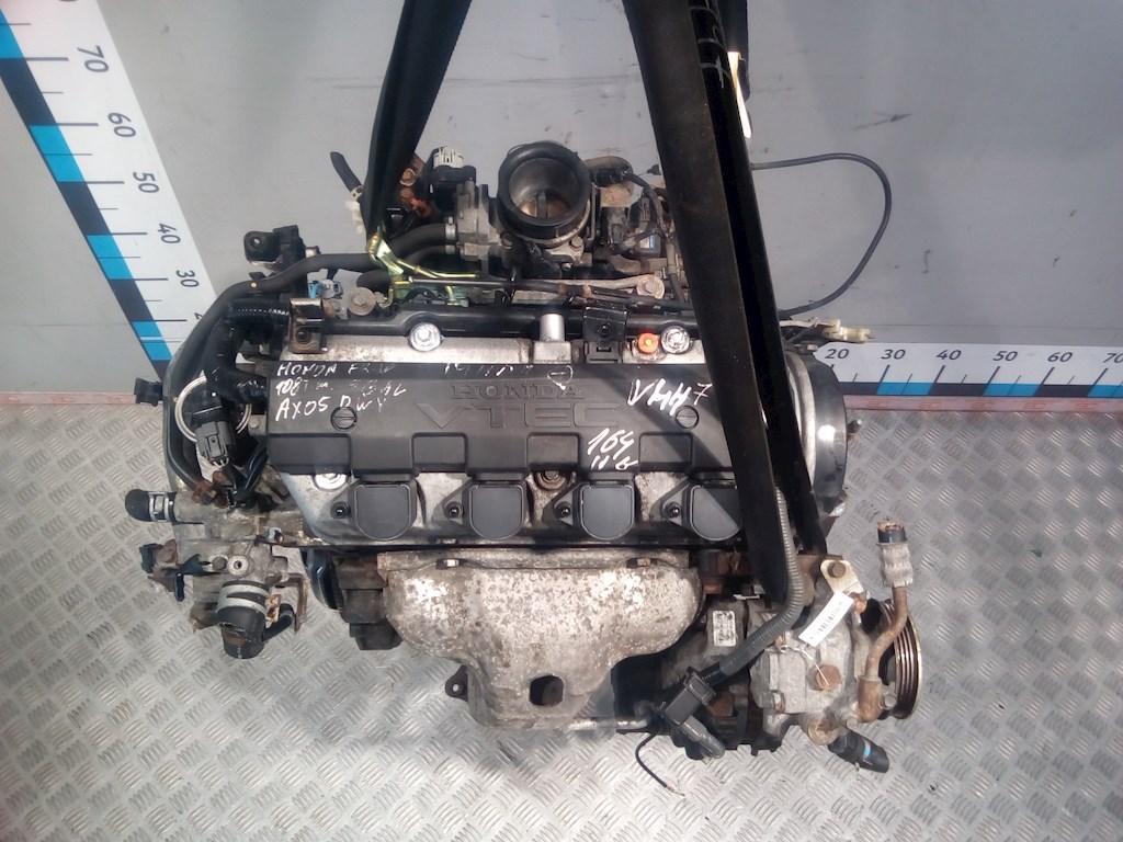 Двигатель (ДВС) Honda FR-V (BE1)  D17A2