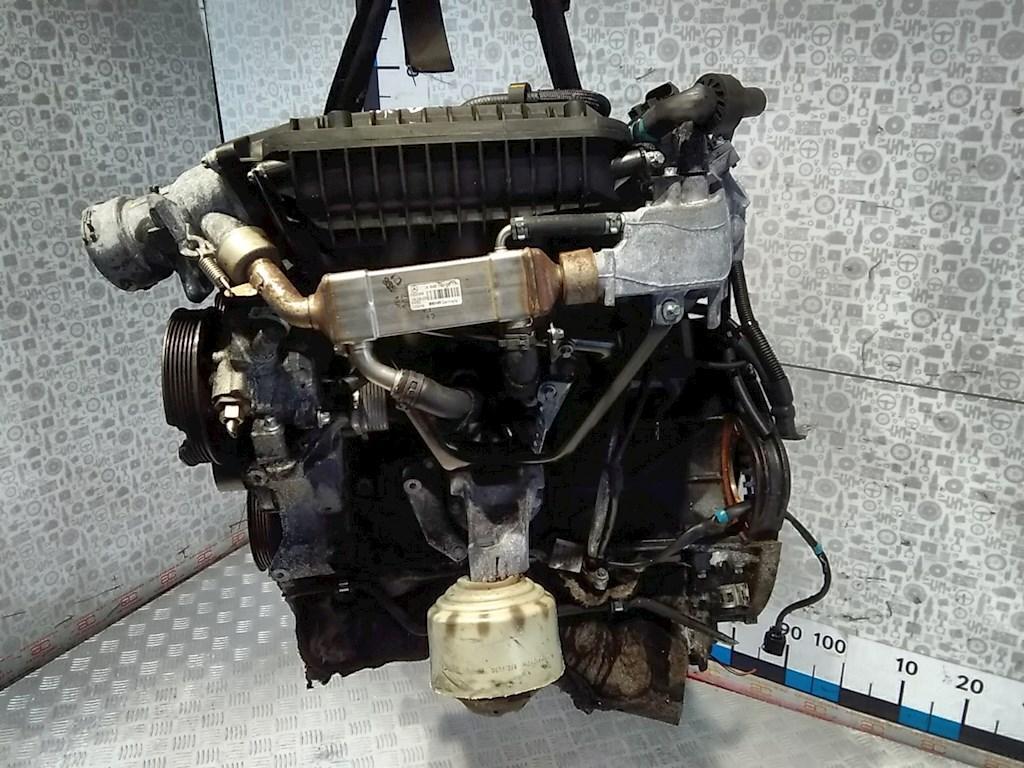 Двигатель (ДВС) Mercedes W203 (C Class)  646.963