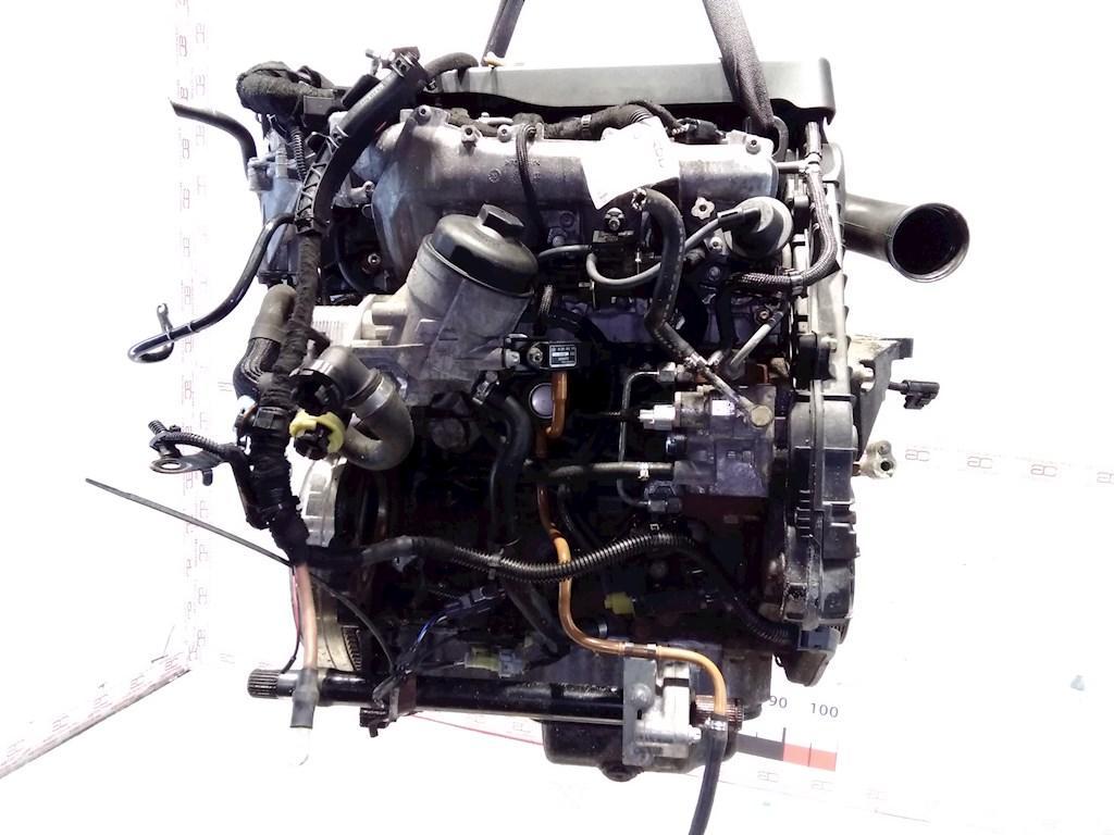 Двигатель (ДВС) Opel Zafira B  A17DTJ не читается