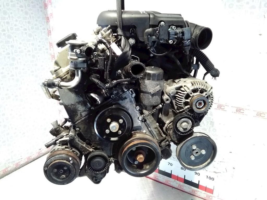 Двигатель (ДВС) BMW 3 Series (E46)  M43B19(194E1)