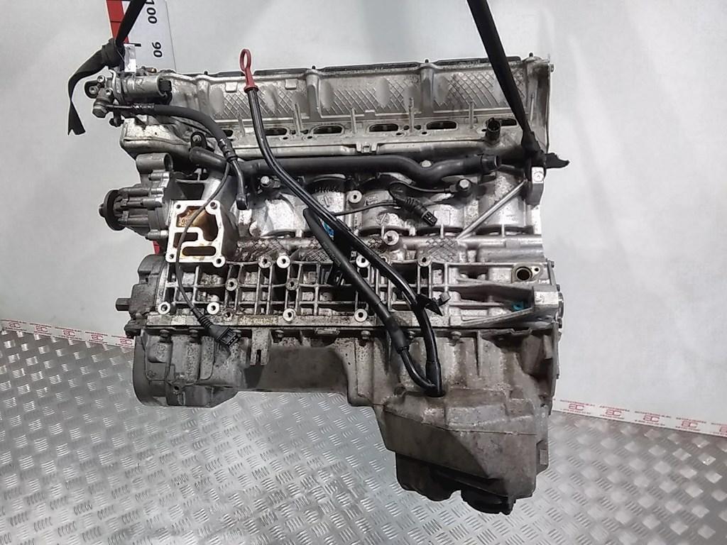 Двигатель (ДВС) BMW 5 Series (E39)  M52B20(206S4)