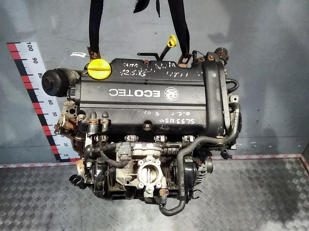 Двигатель (ДВС) Opel Corsa C  Z12XE