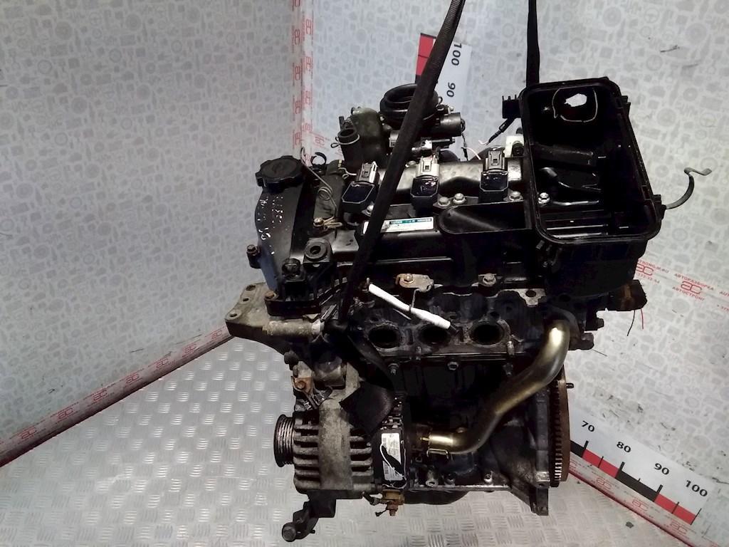 Двигатель (ДВС) Citroen C1  1KR-FE