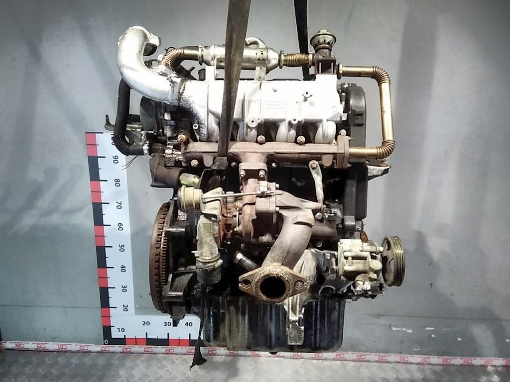 Двигатель (ДВС) Citroen Jumper (Relay) 2  4HY