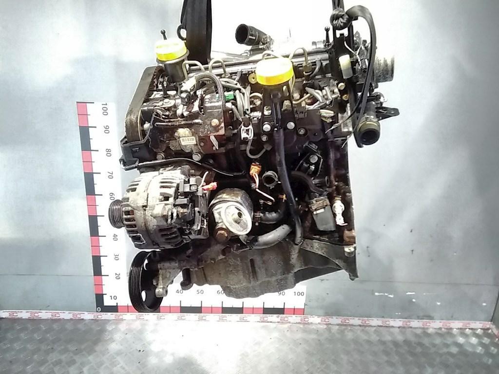 Двигатель (ДВС) Renault Modus  K9K 750