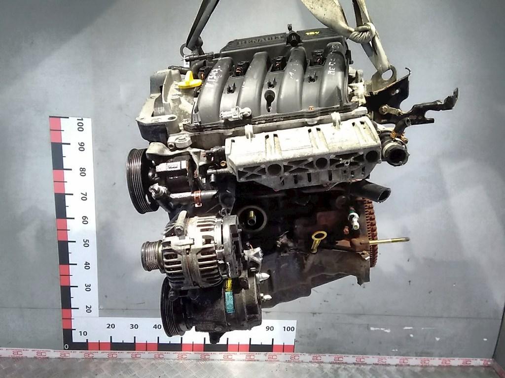 Двигатель (ДВС) Renault Scenic 1  Не читается