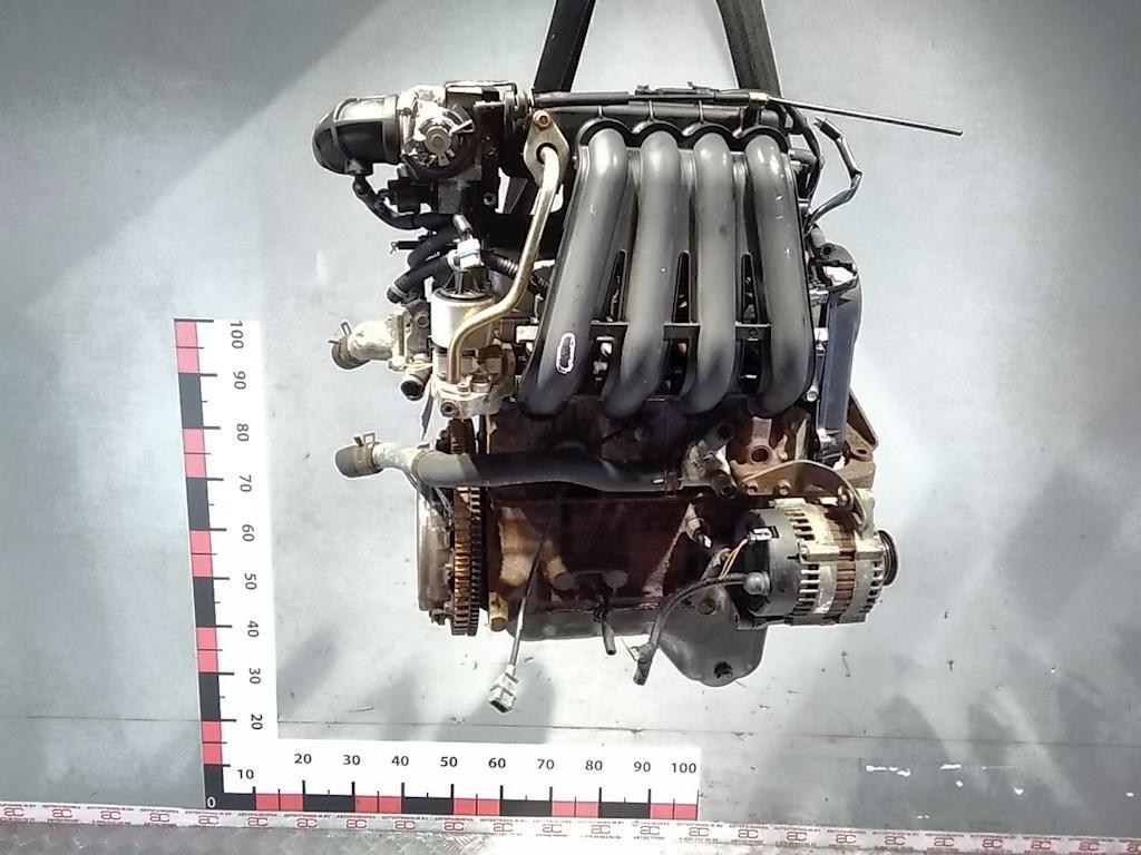 Двигатель (ДВС) Chevrolet Matiz M200  B10S1 не читается