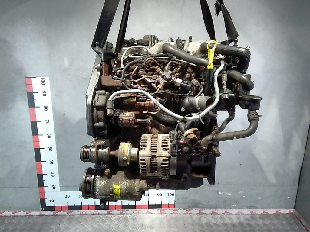 Двигатель (ДВС) Ford Mondeo 4  FFBA не читается